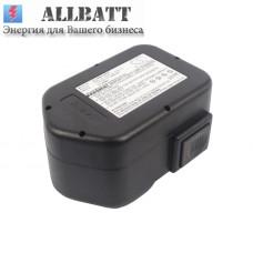 CameronSino аккумулятор для AEG BBM 14 STX 1500mAh (CS-ABM140PW)