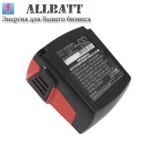 CameronSino аккумулятор для HILTI SF144-A 3000mAh (CS-HFB144PW)
