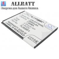 Аккумулятор CameronSino Alcatel 5044D (2000mAh)