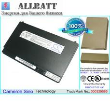 Аккумулятор CameronSino HP Mini 1199et Vivienne Tam Editi (4400mAh)