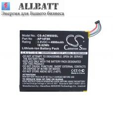 CameronSino аккумулятор для Acer AP14F8K 4900mAh  (CS-ACW850SL)