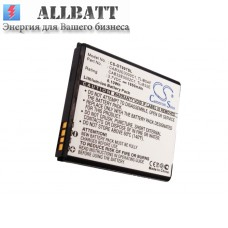CameronSino аккумулятор для Alcatel OT-997 1650mAh (CS-OT997SL)