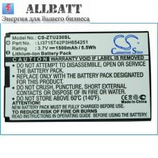 CameronSino аккумулятор для ZTE Li3715T42P3h654251 1500mAh (CS-ZTU230SL)